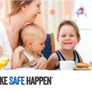 "Nationwide's ""Make Safe Happen"" Campaign: Keeping Your Children Safe from Poisoning"