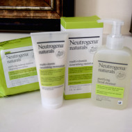 Neutrogena Naturals: Pure and Natural Skincare Line