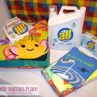 Simplify Your Life with all® free clear + My 7 Life-Saving Laundry Hacks #FreeToBe