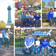 Family Travel: Our Visit to Kings Dominion Spring Bloom Festival 2016