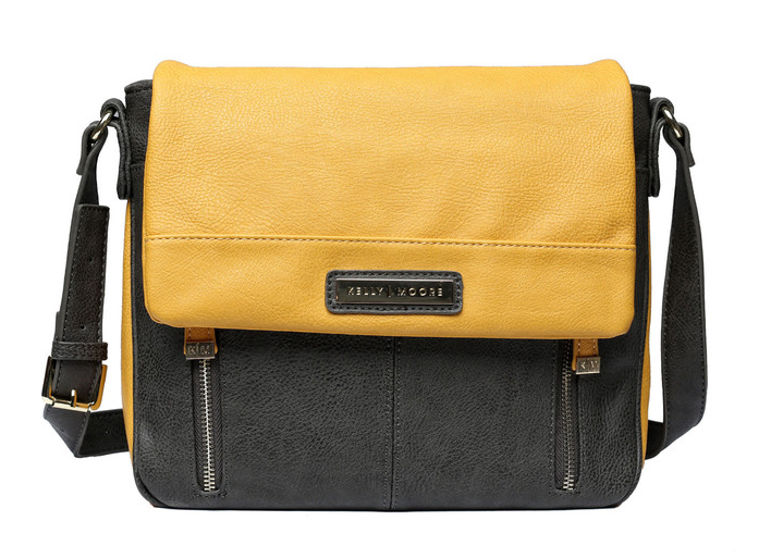 Kelly Moore Luna Mustard bag