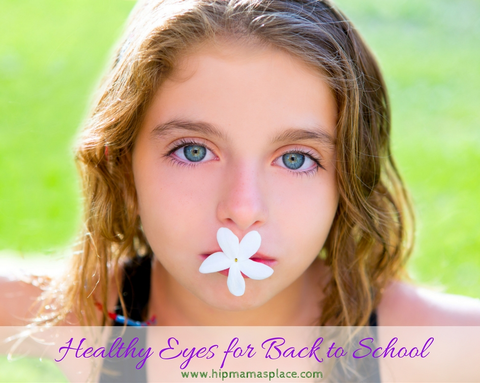 Healthy Eyes for Back to School