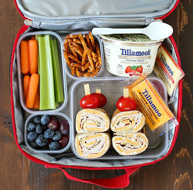 Here are 30 fun and easy lunch ideas for school or work!