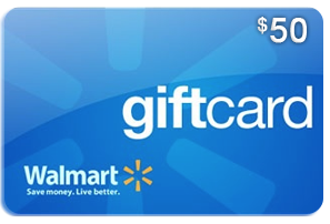 Nature Made $50 Walmart Gift card Giveaway!