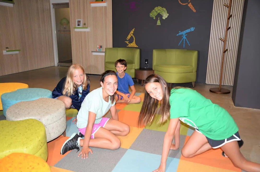 Treehouse Eyes at Tysons Corner + How To Help Your Child with Myopia