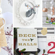 20 Easy & Beautiful Christmas Decor Ideas