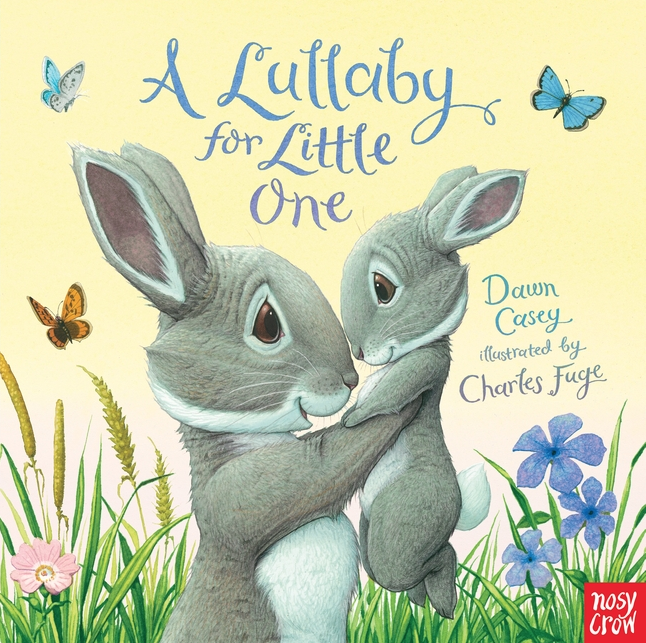 A Lullaby for Little One brings in all the woodland animals to help wrap up a busy day