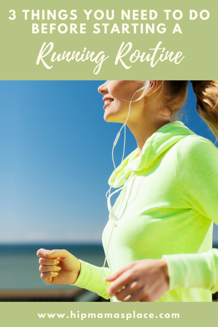 Running is an affordable way to stay fit without needing to purchase an expensive gym membership. Here are 3 things to do before starting a morning routine!