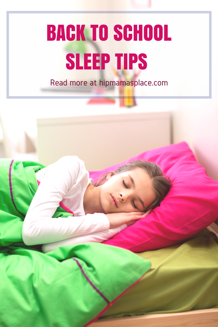 School is back and sleep transitions can be challenging for children and families. Here re a few helpful tips for a smoother. easier sleep transition for back to school + check out this handy online bedtime calculator!