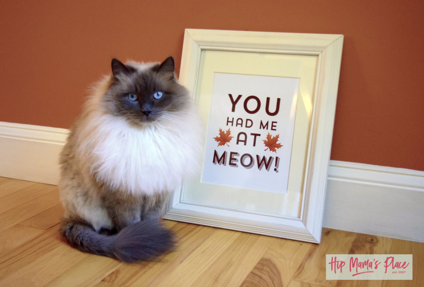 Get your free printable Fall art