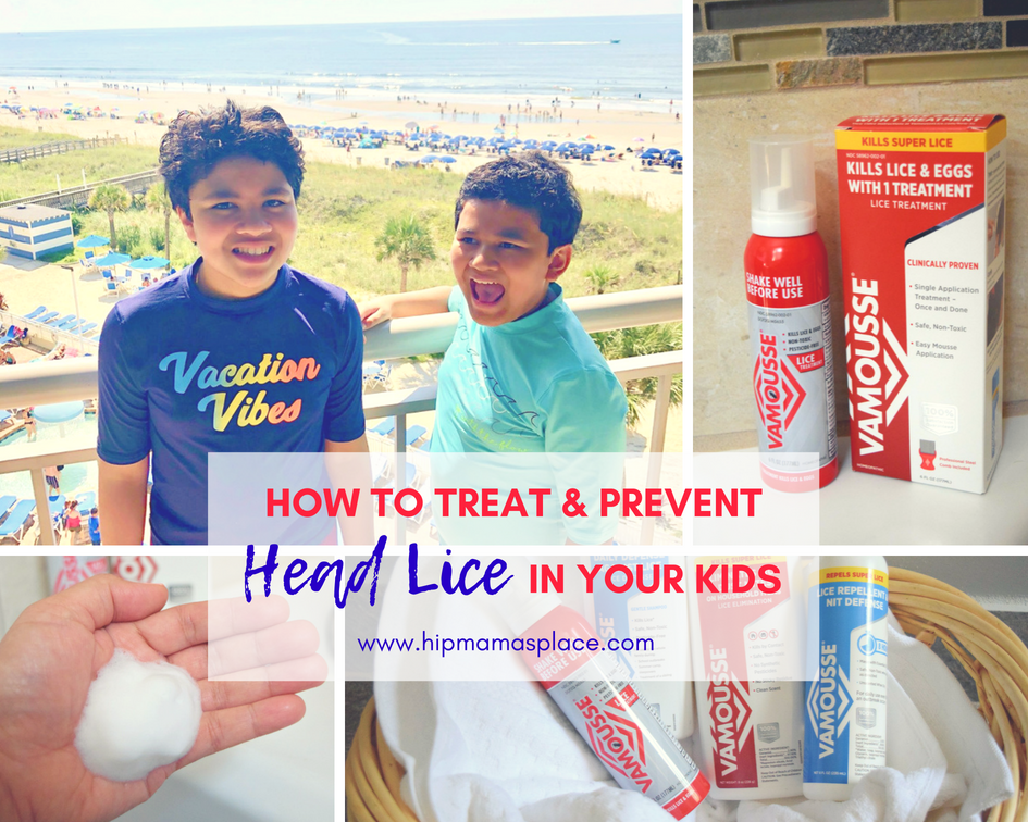 How to treat and prevent head lice in your kids. Full article on HipMamasPlace.com