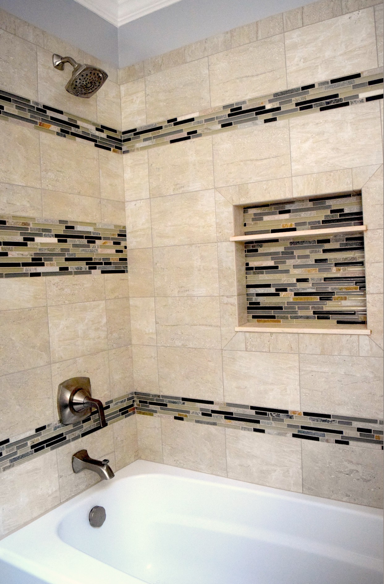A bathroom remodel is one of the easiest and most common home improvement projects. Here are 5 tips when remodeling a bathroom! Full story @ www.hipmamasplace.com