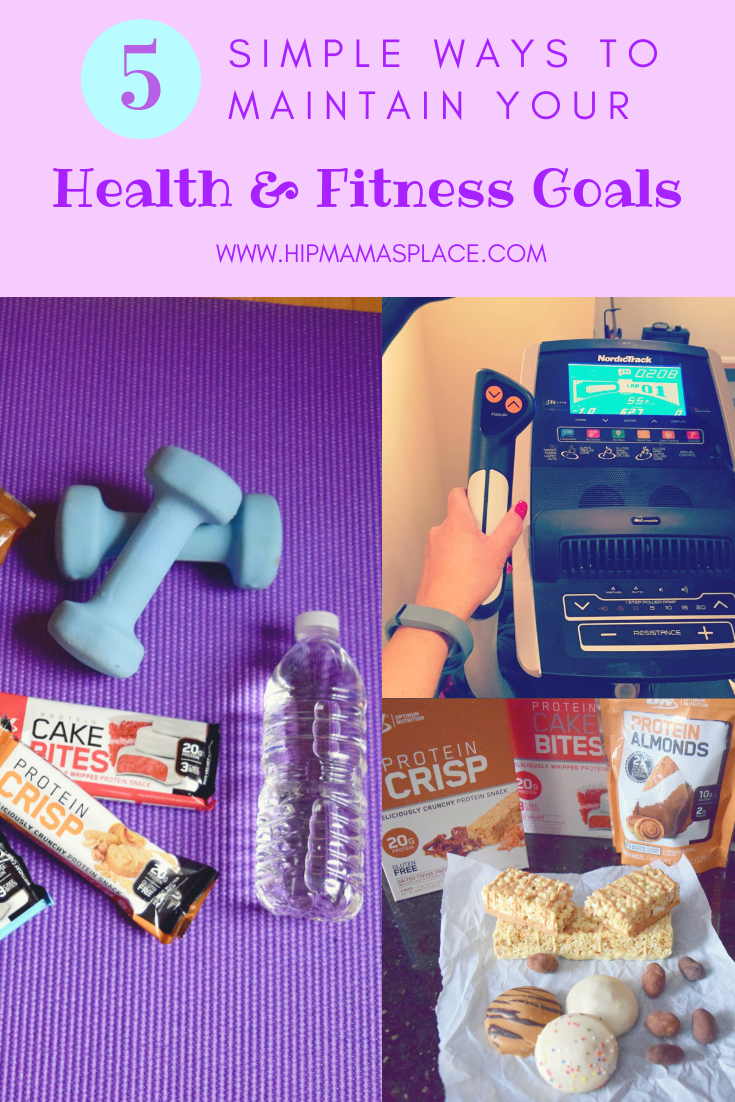 The holidays are quickly approaching and it's the perfect time to talk about 5 ways to maintain your health and fitness goals this holiday season! Read more @ www.hipmamasplace.com. #OptimumNutritionAtWalmart #IC #ad