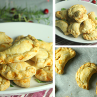 Festive Pork and Cheese Empanadas