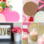 24 Valentine Crafts To Make in an Afternoon
