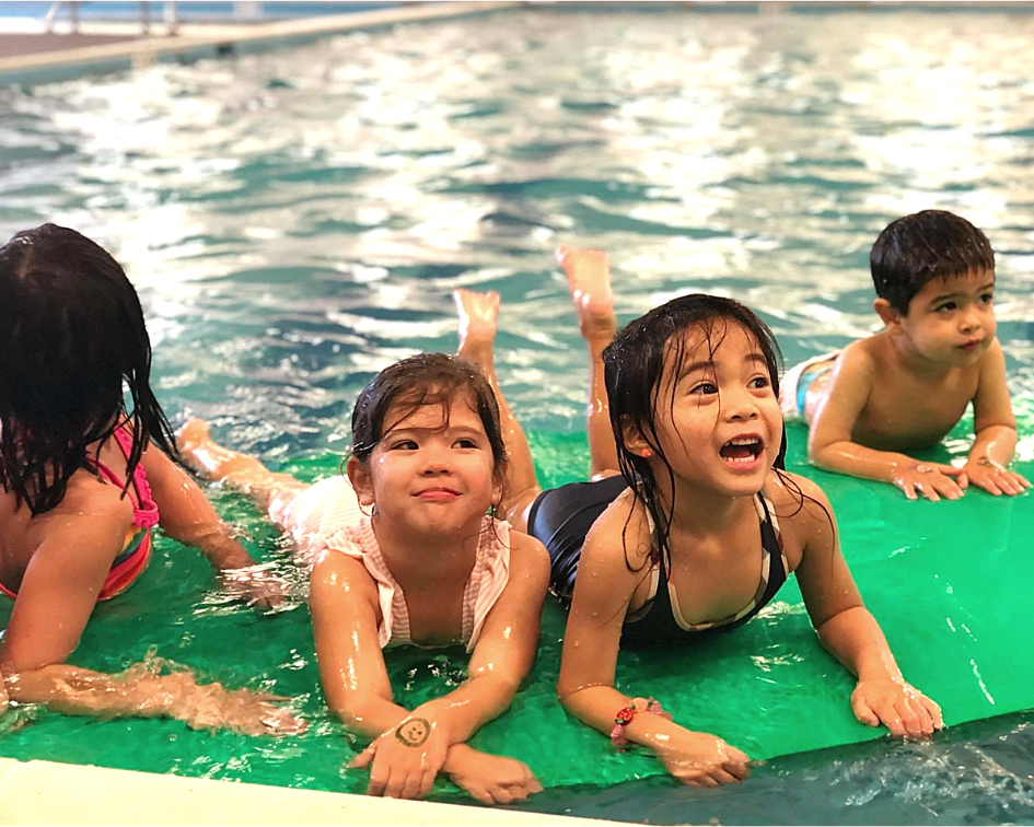 Get your kids registered for swimming lessons at the new Tom Dolan Swim School opening in Falls Church/Arlington, Virginia starting early February 2019!