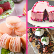 24 Strawberry Desserts for Valentine's Day