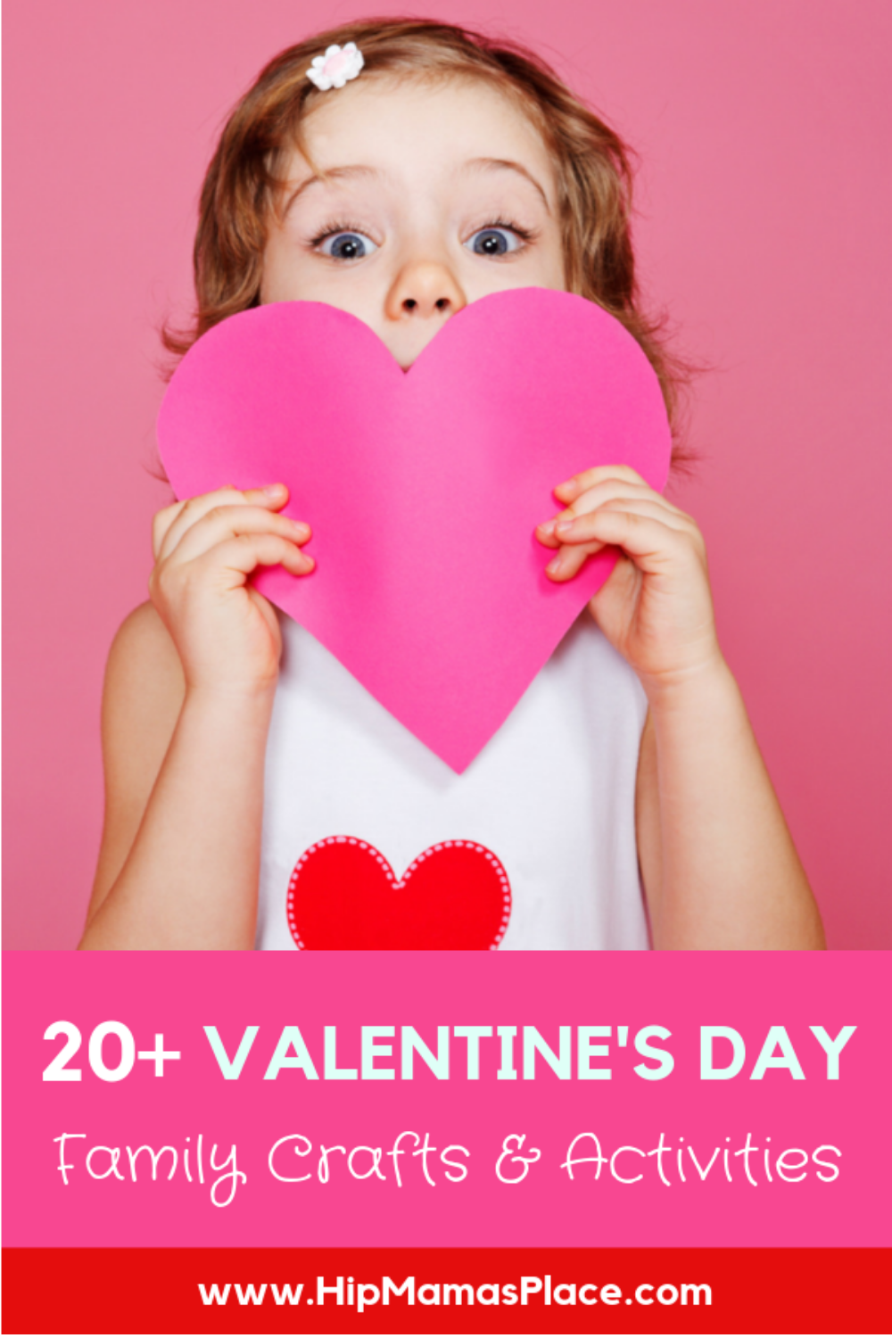 family-friendly Valentine's Day crafts and activities