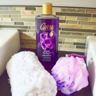 6 Ways to Pamper and Treat Yourself on a Budget + My Take on Caress Sheer Twilight Body Wash
