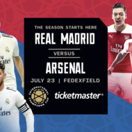 Father's Day Gift Idea: Grab Some International Champions Cup Tickets Today!