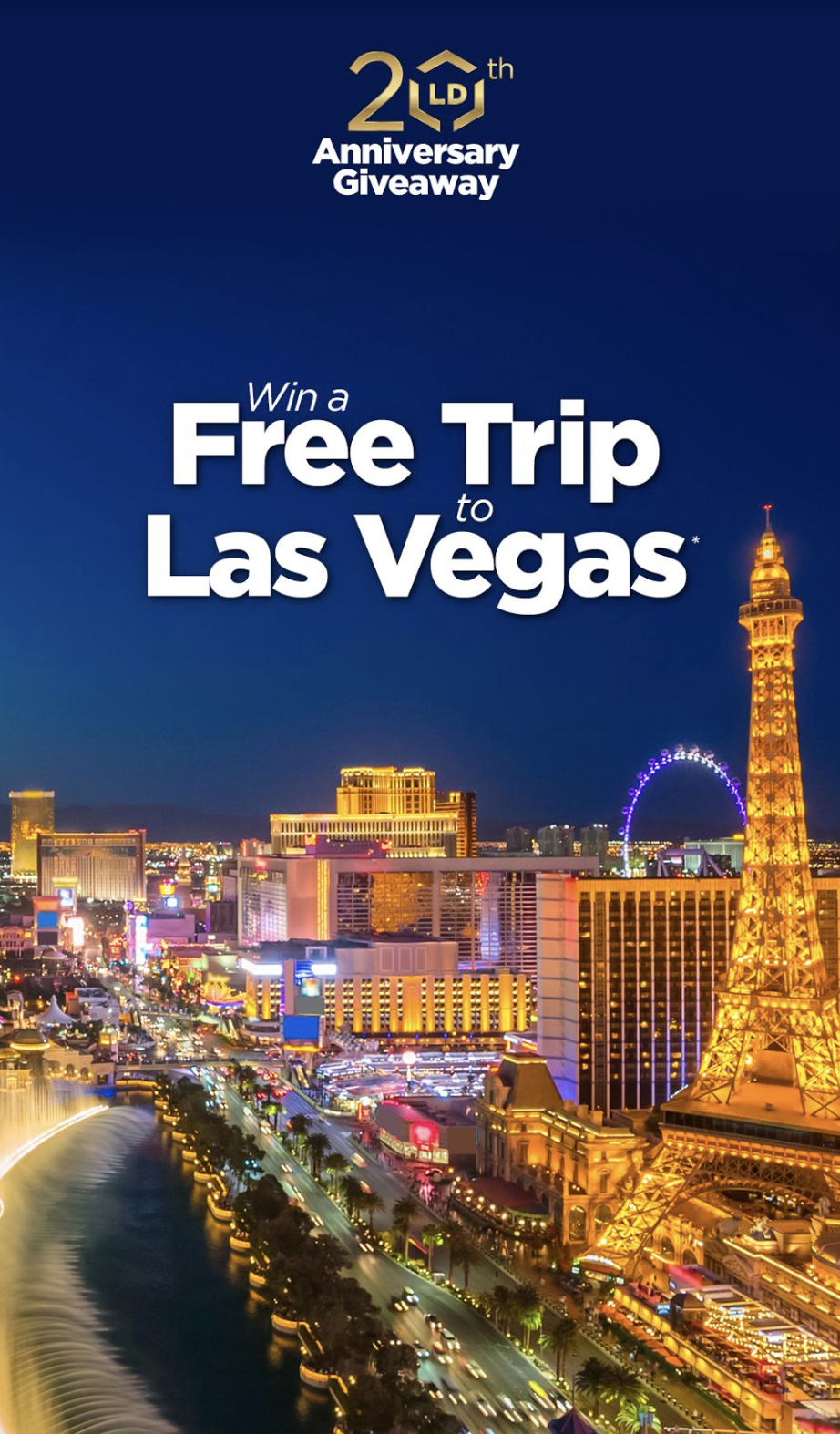 Getting premium prints doesn't have to break the bank with affordable ink and toner at LD Products! Plus, here\'s a chance to win a trip for two to Las Vegas!  #ad #sponsored #LasVegas #LDProducts #giveaways