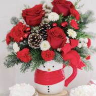 Love Out Loud This Holiday Season with Teleflora (and a Giveaway!)