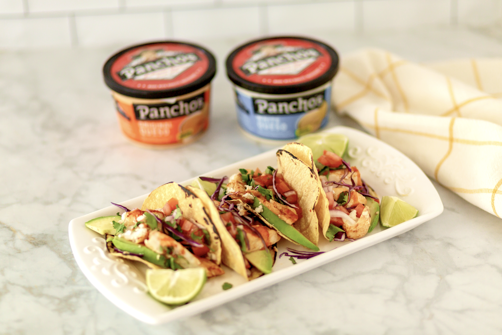 Burgers, hotdogs and s'mores may be on almost every barbecue menu, but the newest addition to our family's outdoor meals and snacks is Pancho's Queso Dip.