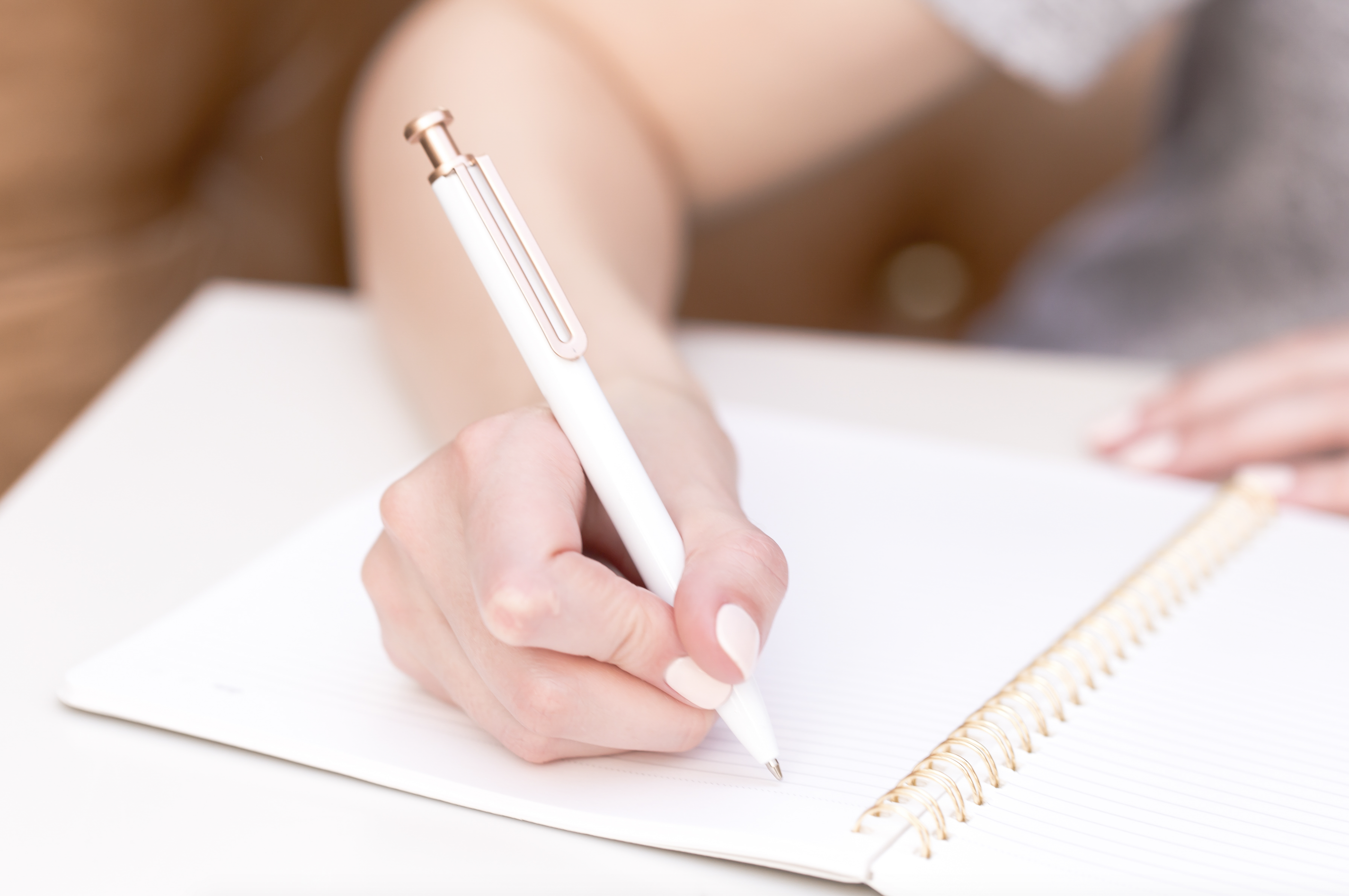 Making a to-do list is one way to combat procrastination