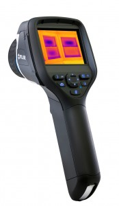 State of the art FLIR Thermal Imaging Camera used by our home inspectors
