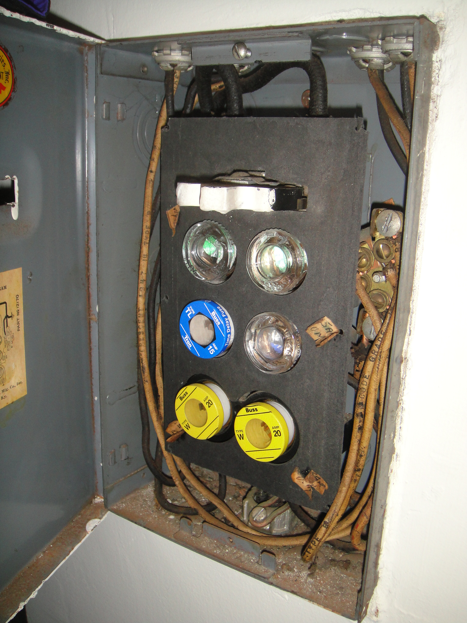 Fuse Box Upgrade Breaker on