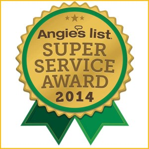 Wire Wiz Electrician Services   Angie's List Super Service Award 2014