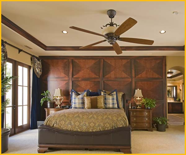 Wire Wiz Electrician Services | Ceiling Fan Installations