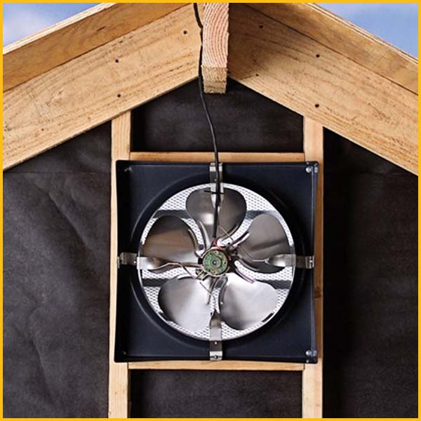Wire Wix Ellectrician Services   Attic & House Fan Installaion   Home