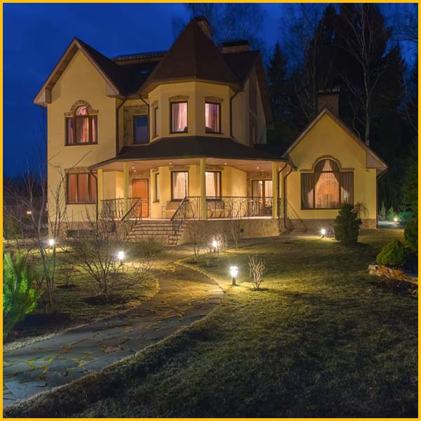 Wire Wiz Electrician Services   Outdoor & Motion Lighting