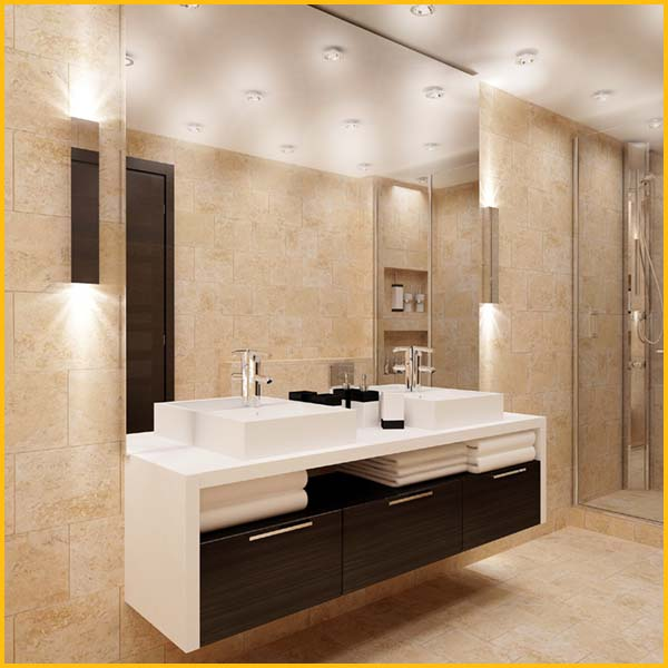 Wire WIz Electrician Services   Bathroom Lighting Specialists   Content 6