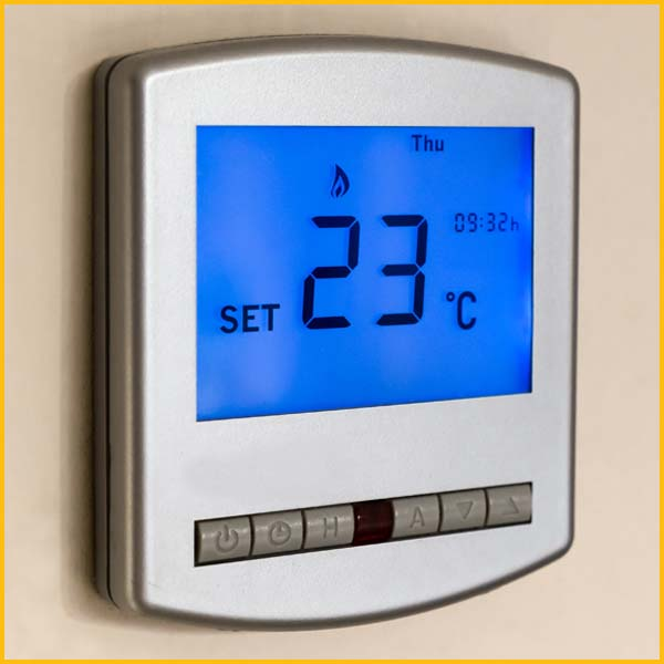 Wire Wiz Electrician Services | Digital Thermostat Installation | Content 1