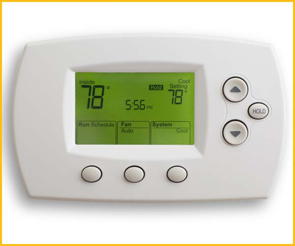 Wire Wiz Electrician Services | Digital Thermostat Installation | Services Page