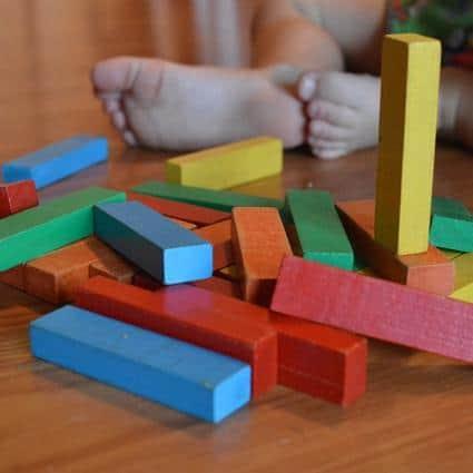children blocks