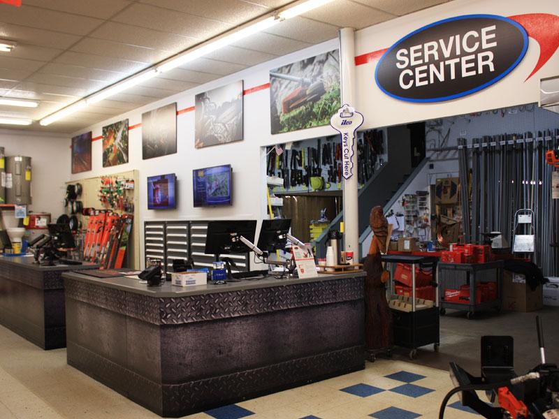 Charlie's Hardware Service Center