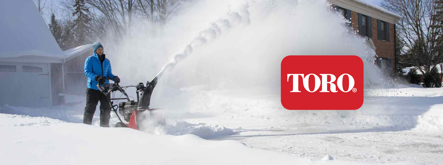 Toro Snowblowers at Charlie's Hardware