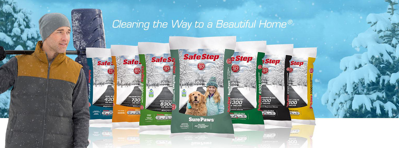 Safe Step Ice Melt Products