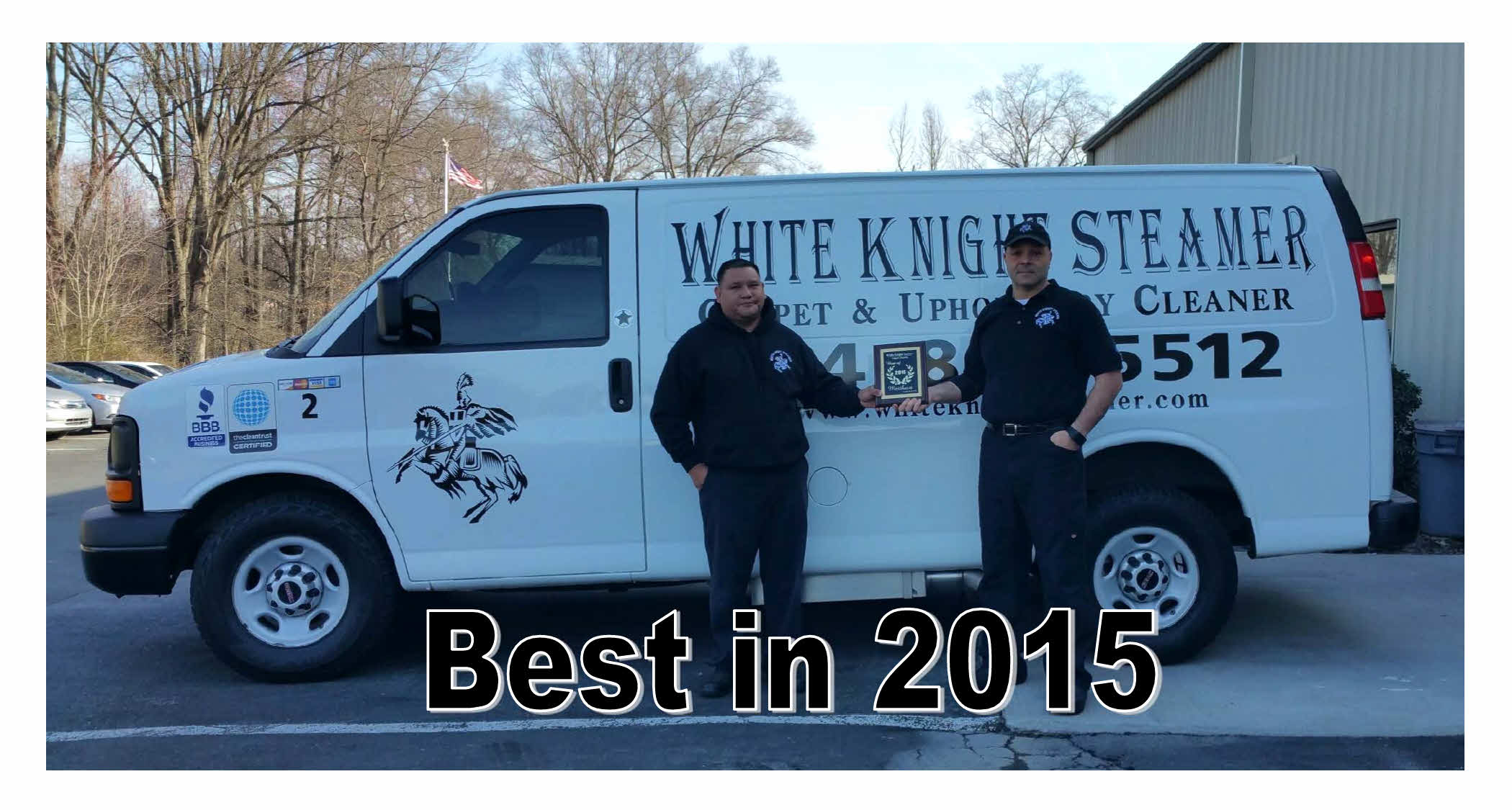 Matthews Best Carpet & Upholstery Cleaner for 2015!
