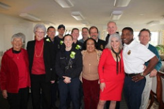 First Responders Thank-You Party