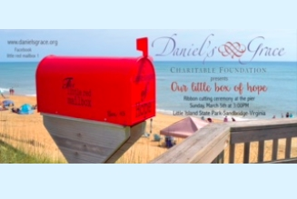 Little Red Mailbox of Hope