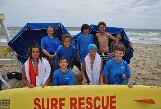 Sandbridge Junior Lifeguard Camps: Seven Years of Success