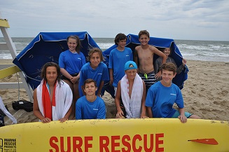 Sandbridge Junior Lifeguard Camps: Seven Years of Success