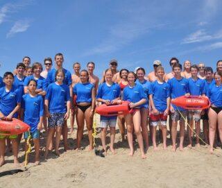Sandbridge Junior & Advanced Lifeguard Camps