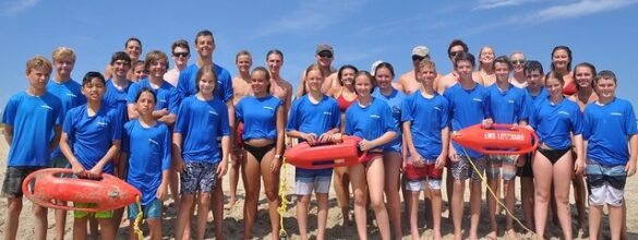 Sandbridge Junior & Advanced Lifeguard Camps