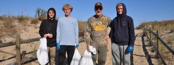 Sandbridge Community Cleanup