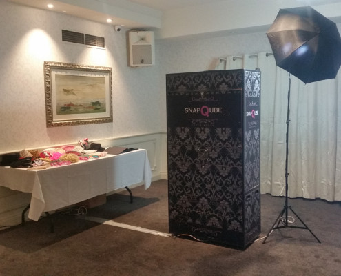 Custom Booth Hire